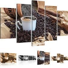 bilder kaffee wandbild küche restaurant deko kunstdruck fass