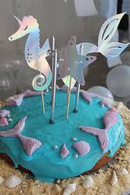 meerjungfrauen torte kuchen schnelles rezept i woo hoo shop