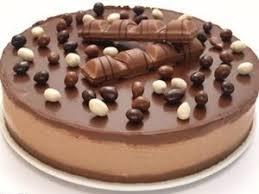 tarta de kinder bueno 2 recetas