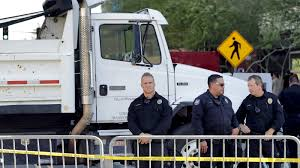 100 Garbage Truck Movies Law Enforcement Uses S For Safety During Large
