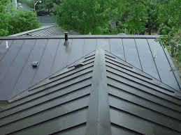 Install Bathroom Vent No Attic Access by Metal Roofing Duralast Contractor Lakewood Co Duralast