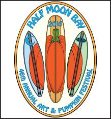 Pumpkin Fest Half Moon Bay by Half Moon Bay Art U0026 Pumpkin Festival Logo Design Contest
