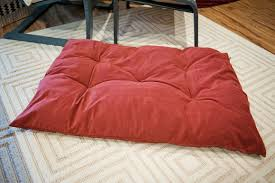 Make a Dog Bed Slip Cover in a Few Easy Steps Fab You Bliss