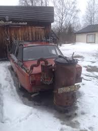 100 Wood Gasifier Truck Gas Powered Car Redneckengineering