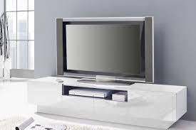 monumentales design tv board albus weiss matt glaselemente
