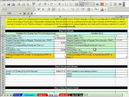 Define Annual Sinking Fund by Excel Busn Math 62 Sinking Funds Youtube