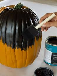 Ways To Carve A Pumpkin Fun by How To Make Black Cat Pumpkins Hgtv