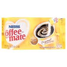 Nestle Coffee Mate Creamer 010 Oz X 50pcs