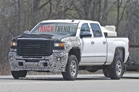 Spied! 2016-2017 Chevrolet, GMC 1500, HD Trucks Gmc Truck W61 370 Heavy Duty Sierra Hd News And Reviews Motor1com Pickups From Upgraded For 2016 Farm Industry Used 2013 2500hd Sale Pricing Features Edmunds 2017 Powerful Diesel Heavy Duty Pickup Trucks 2018 New 3500hd 4wd Crew Cab Long Box At Banks Lighthouse Buick Is A Morton Dealer New Car Allterrain Concept Auto Shows Car Driver Blog Engineers Are Never Satisfied 2015 3500 Beats Ford F350 Ram In Towing