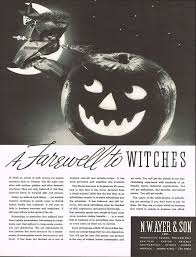 Vintage Halloween Collector Weeny Witch by 61 Best Halloween Halloween Vintage Ads Images On Pinterest