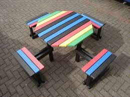 Pallet School Study Furniture
