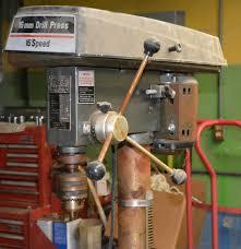 Floor Mount Drill Press by Homier Distributors Floor Drill Press Ebth
