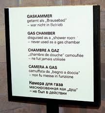 vérité sur les chambres à gaz 6 mois pour johannes lerle qui a nié les gazages de dachau