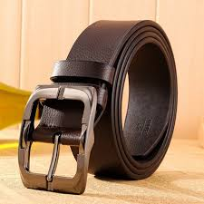popular mens brown leather belts buy cheap mens brown leather