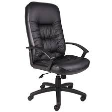 Black High Back LeatherPlus Chair Recliner Office Chair Pu High Back Racing Executive Desk Black Replica Charles Ray Eames Leather Friesian And White Hon Highback With Synchrotilt Control In Hvl722 By Sauda Blackmink Office Chair Black Leatherlook High Back Executive Derby High Back Executive Chair Black Leather Cappellini Lotus Eliza Tinsley Mesh Adjustable Headrest Big Tall Zetti