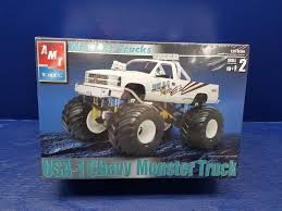 Amt 1/25 USA-1 Chevy Monster Truck Model [263121297834] - $13.99 ... 2002 Chevrolet Silverado 2500 Monster Truck Duramax Diesel Proline 2014 Chevy Body Clear Pro343000 By Seamz2b On Deviantart Ford 550 Pulls Backwards Cars And Motorcycles 1950 Custom Amt 125 Usa1 Model 2631297834 1399 Richard Straight To The News Chevrolets 2010 Bigfoot Photo Gallery Autoblog Trucks Bodies You Want See Gta Online Gtaforums Jconcepts Shows Off New Big Squid Rc Car Truck Wikipedia 12 Volt Remote Control Style