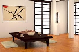japanischer wohnstil minimalistisch und gemütlich