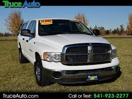 Used 2003 Dodge Ram 2500 For Sale In Redmond, OR 97756 Truce Auto