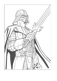 Download Starwars Coloring Page