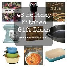 46 Holiday Kitchen Gift Ideas A Cedar Spoon