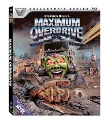 100 Trucks Stephen King Maximum Overdrive Bluray Clip Praises S Only