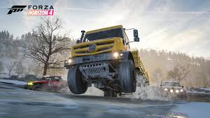 100 Horizon Trucking Forza 4 Impressions The Greatest Race Of Them All