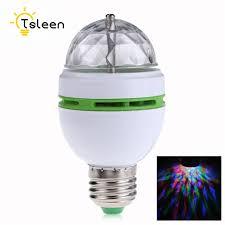 tsleen color e27 changing auto mini led light bulb l