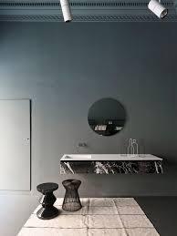 showroom zita vito meuble vasque marbre et miroir altamarea