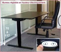bureau assis debout electrique nouveau mobilier de bureau mobilier professionnel nouveauté