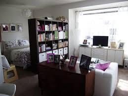 Green Carpet Black Tv Lcd Small Apartment Decor Long Cream Stool On The Rug Added