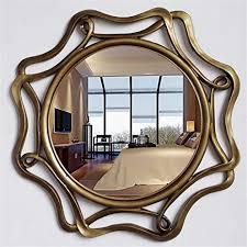 de runde kosmetikspiegel wand badezimmerspiegel