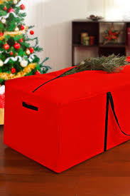 Kennedy International Inc Red 9ft Christmas Tree Storage Bag