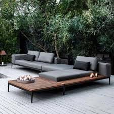 Best Modern Patio Furniture Bed Outdoor Ideas Babmar Contemporary