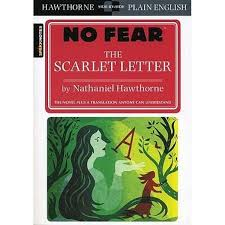 Booktopia The Scarlet Letter No Fear Hawthorne No Fear