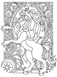 Unicorn Nouveau Design UTH7551 From UrbanThreads