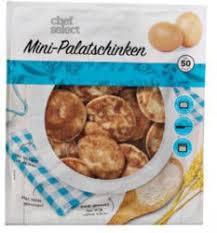 chef select mini palatschinken