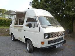 VW Coffee Van Conversion