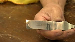 preparing and sharpening a woodworking chisel paul sellers youtube