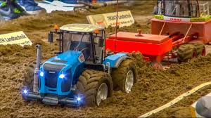 100 Rc Pulling Trucks RC Tractor And Truck Pulling John Deere Case Claas Co In ACTION