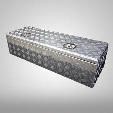 100 Tool Box For Trucks Aluminium 1200x500x500 Top Open Rectangular Box