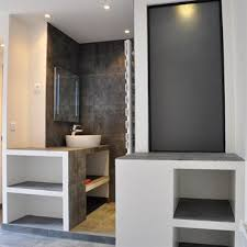 salle d eau chambre salle de bain moderne idées photos tendances domozoom