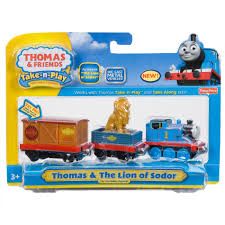 Thomas The Train Tidmouth Sheds Playset by Thomas And Friends Small U0027thomas And The Lion U0027 Toy Train Engine