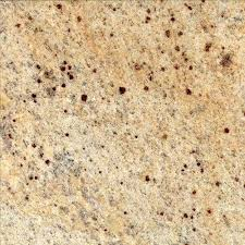 kashmir gold granite counters in the bathrooms might be