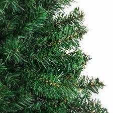 Silvertip Fir Christmas Tree by 6 U0027 Premium Artificial Christmas Pine Tree With Solid Metal Legs
