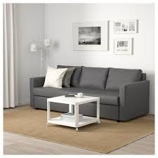 Friheten Corner Sofa Bed Skiftebo Beige by Friheten Three Seat Sofa Bed Skiftebo Dark Grey Ikea
