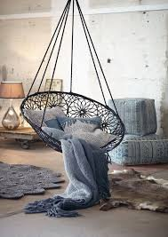 hängesessel individuelle ornamente boho style