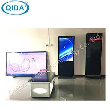 Android Windows Interactive Advertising LCD Multi Touch Screen Game Display Smart Coffee Bar Table