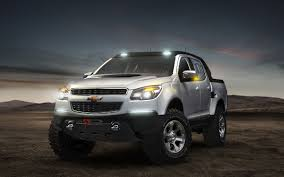 2012 Chevrolet Colorado Rally Concept Double-Cab ~ Auto Car