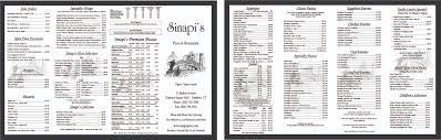Christmas Tree Shop Danbury Holiday Hours by Sinapi U0027s Pizza U0026 Restaurant Danbury Ct