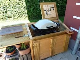 obi selbstgemacht grillstation grilltisch